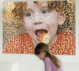 Les mosaïques de Photoweb