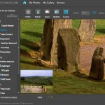 PhotoShop Element, l'interface