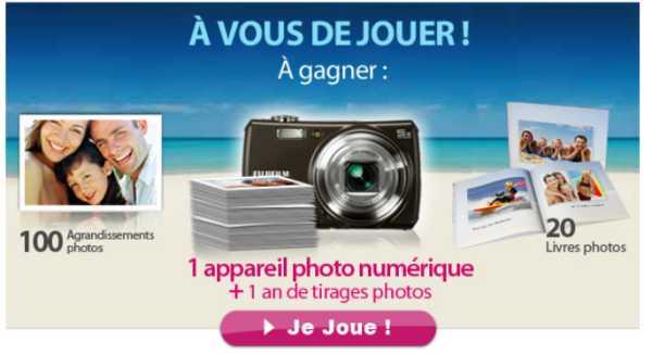 Jeu concours photo chez Photocié