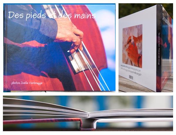 Le livre photo papier photo Photocité